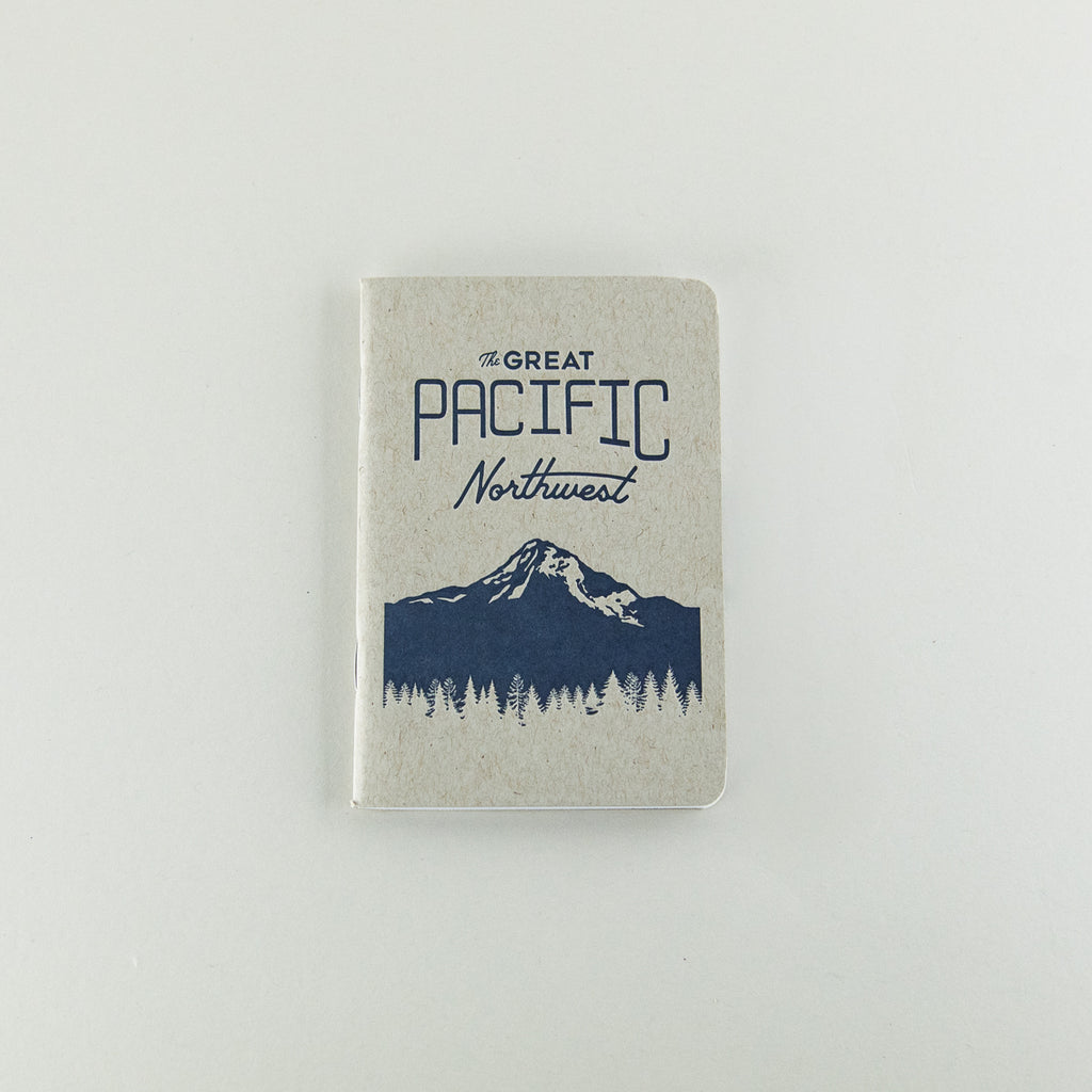 The Great Pacific Northwest Pocket Notebook, , Pike Street Press, Pike Street Press- Pike Street Press