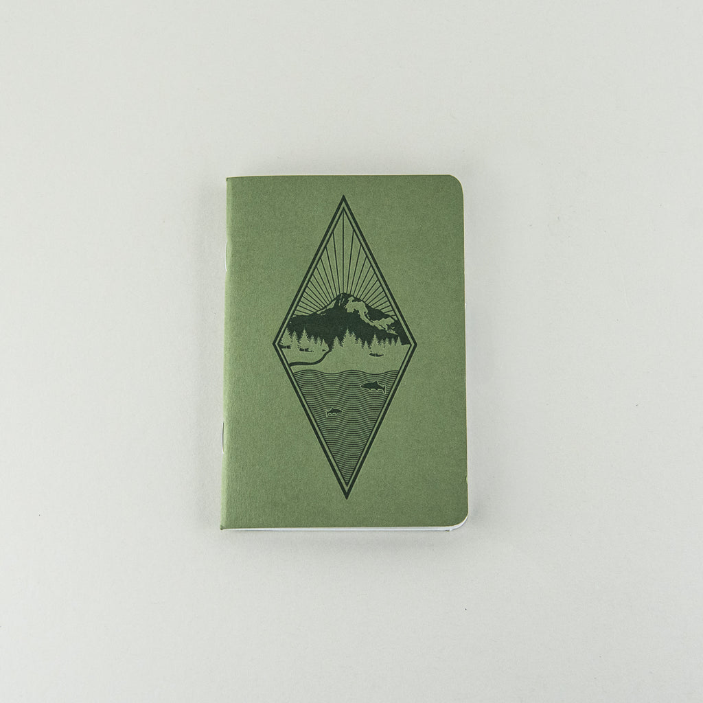 Diamond Mountains Pocket Notebook, , Pike Street Press, Pike Street Press- Pike Street Press