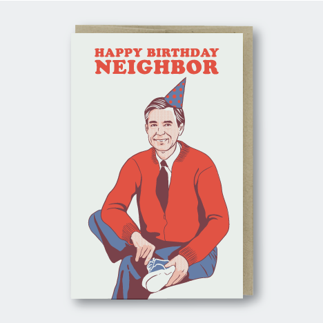 Happy Birthday Neighbor, Birthday, Pike Street Press, Pike Street Press- Pike Street Press