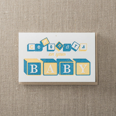 Baby Blocks, Baby, Pike Street Press, Pike Street Press- Pike Street Press