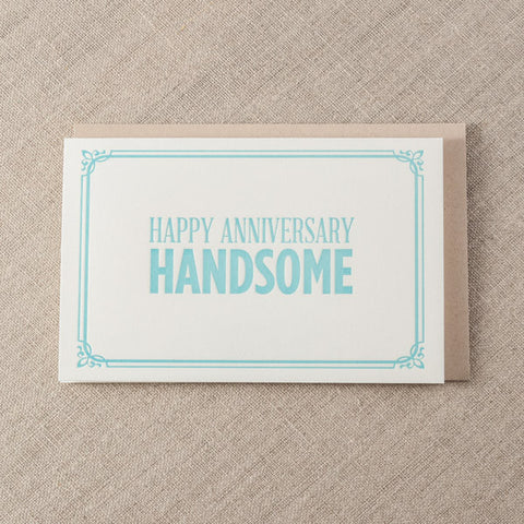 Anniversary Handsome, Wedding/ Anniversary, Pike Street Press, Pike Street Press- Pike Street Press