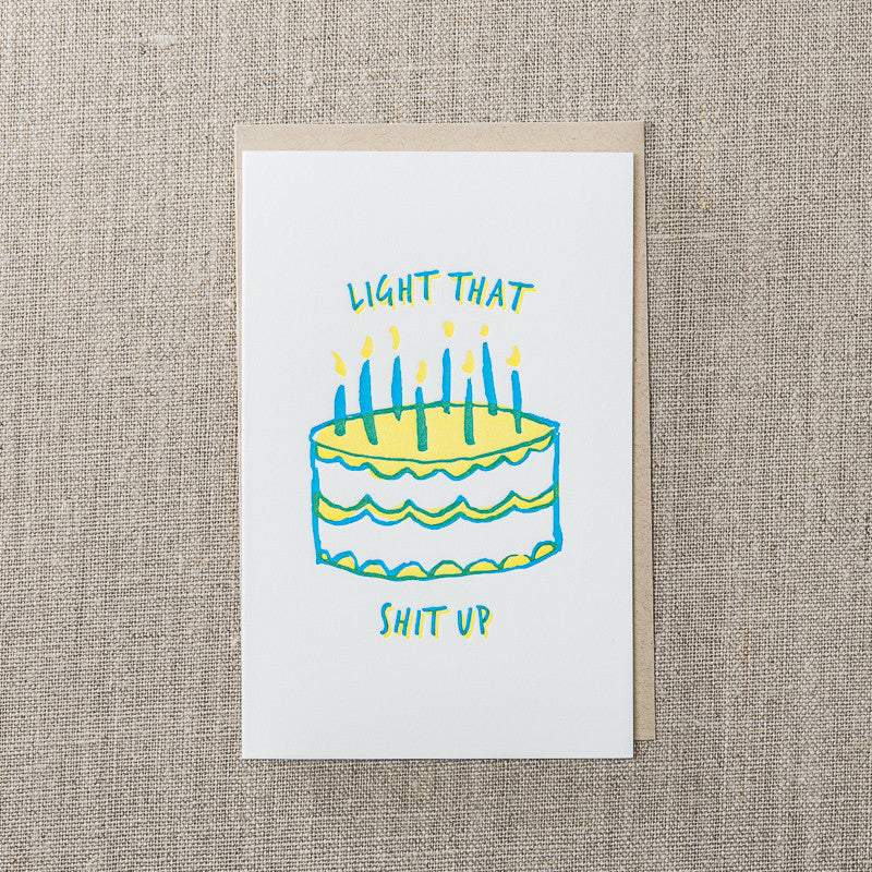 Light That Up, Birthday, Pike Street Press, Pike Street Press- Pike Street Press