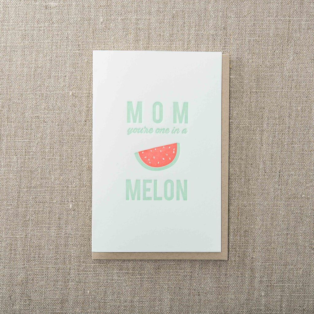 One in a Melon Mom, Moms & Dad's, Pike Street Press, Pike Street Press- Pike Street Press