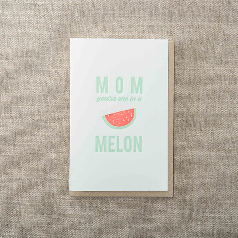 One in a Melon Mom
