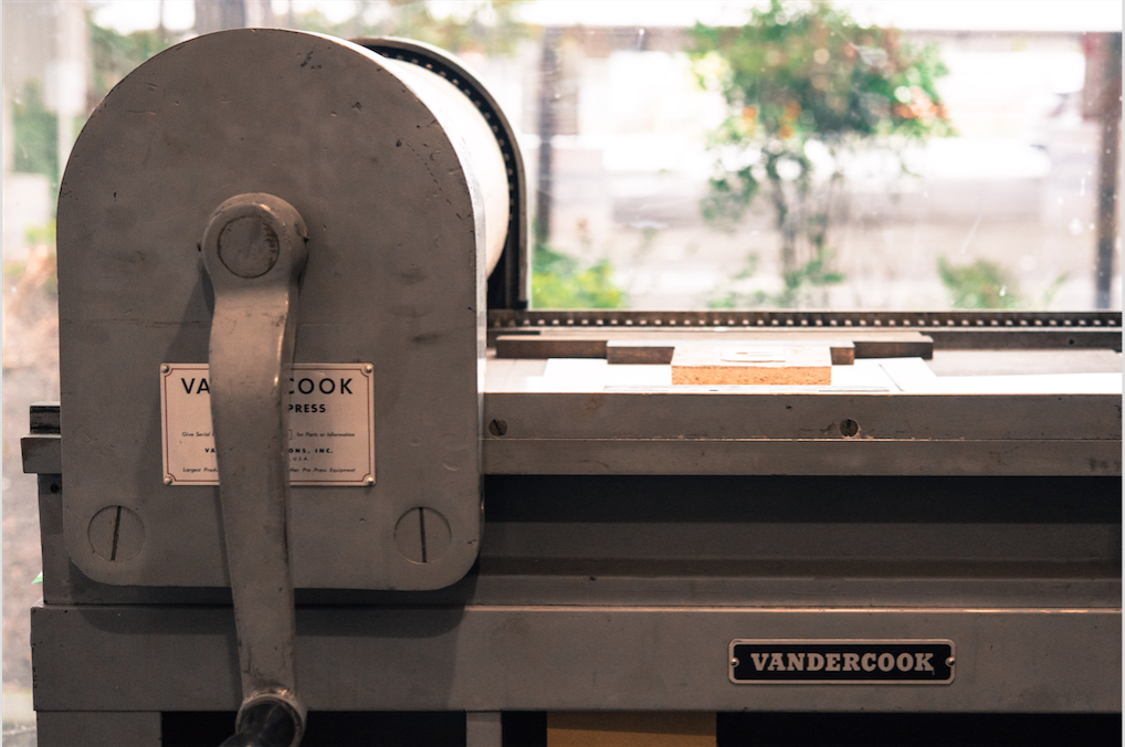 Print Studio Rentals, Workshop, Pike Street Press, Pike Street Press- Pike Street Press