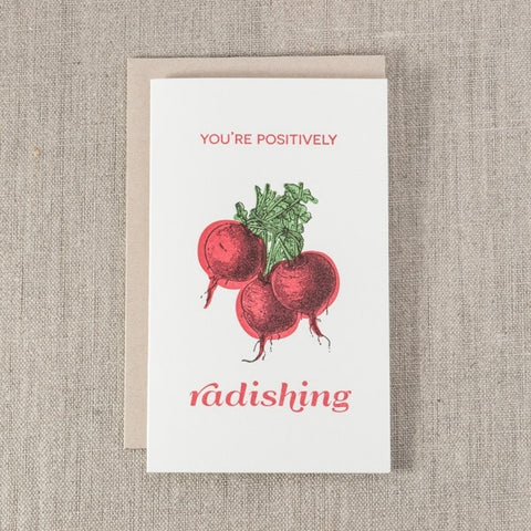 Positively Radishing, Love, Pike Street Press, Pike Street Press- Pike Street Press