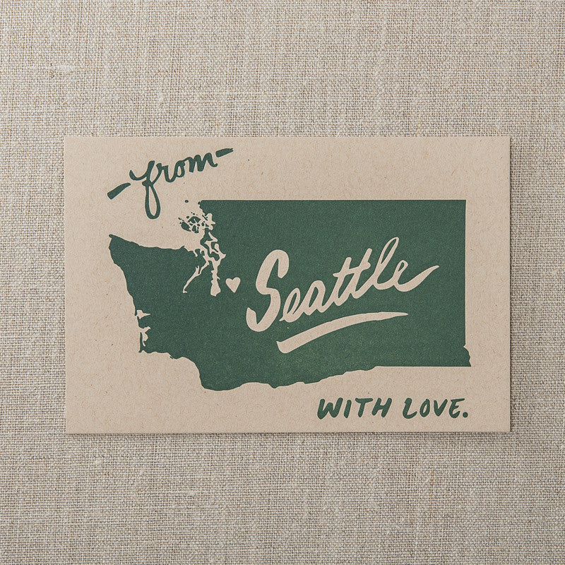 With Love from Seattle, , Pike Street Press, Pike Street Press- Pike Street Press