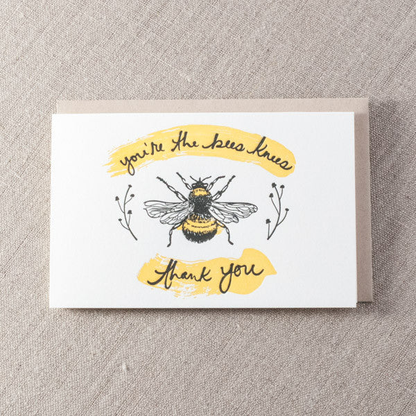 Bees Knee's, Thank You, Pike Street Press, Pike Street Press- Pike Street Press