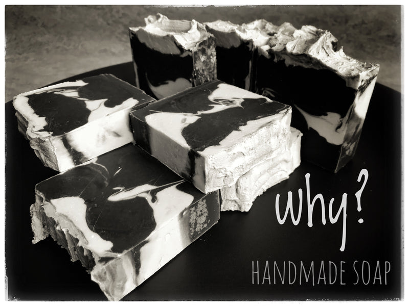 Why use handmade soap?