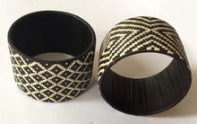 Handcrafted Woven Napkin Rings in Caña Flecha - Khabodesigns