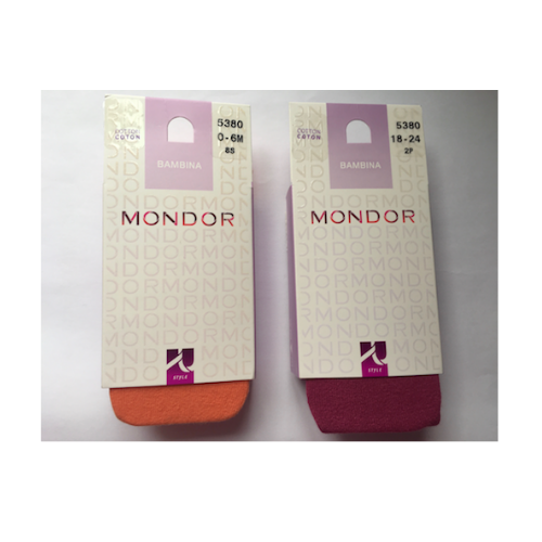 Mondor Cotton Tights