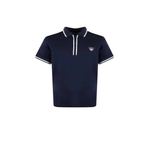 Armani short sleeve polo