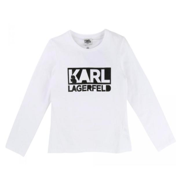Karl Lagerfeld long sleeve top