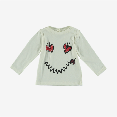 Stella McCartney Ladybug long sleeve top