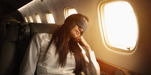 Eat right sleep tight - Sarah Anderson - The Aviation Nutritionist.™