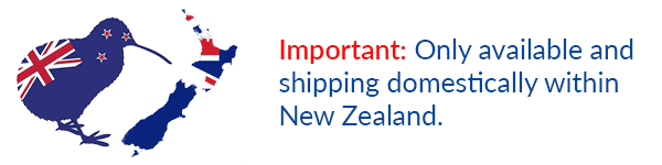 Shipping to New Zealand Only