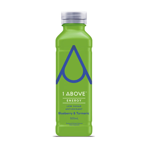 1Above Blueberry & Turmeric Energy Drink