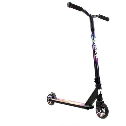 Mayhem Pro Scooter - Galaxy - Neo Black, Scooter, Mayhem Scooters | Brooklyn Fixed Gear and Single Speed Bikes