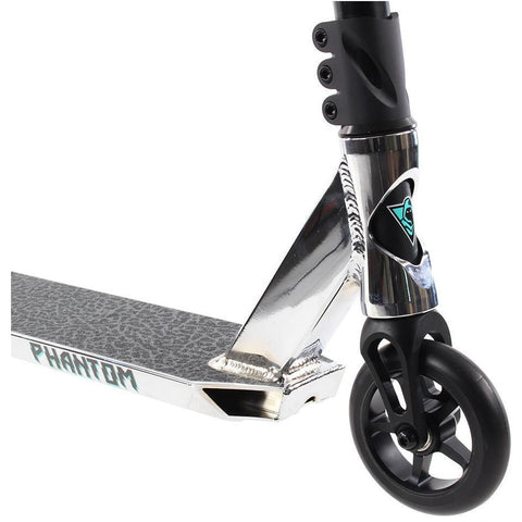 Mayhem Pro Scooter - Phantom - Chrome, Scooter, Mayhem Scooters | Brooklyn Fixed Gear and Single Speed Bikes
