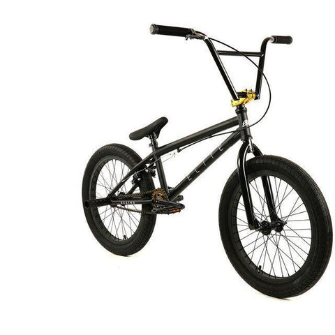 Elite BMX Destro Black Matte, Bike, Brooklyn Fixed Gear | Brooklyn Fixed Gear and Single Speed Bikes