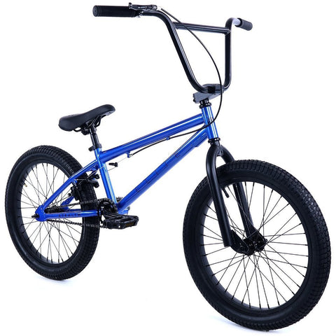 Elite BMX Stealth Blue, Bike, Brooklyn Fixed Gear | Brooklyn Fixed Gear and Single Speed Bikes