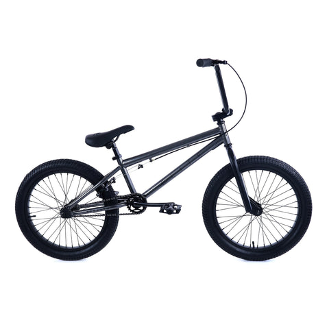 Elite BMX Stealth Gunmetal Grey, Bike, Brooklyn Fixed Gear | Brooklyn Fixed Gear and Single Speed Bikes