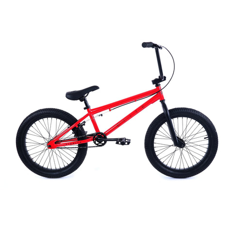 Elite BMX Stealth Red, Bike, Brooklyn Fixed Gear | Brooklyn Fixed Gear and Single Speed Bikes