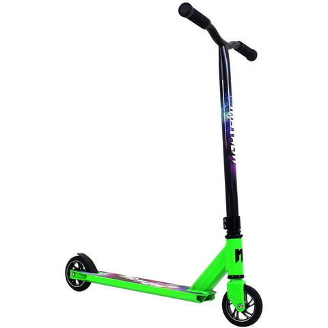 Mayhem Pro Scooter - Galaxy - Green, Scooter, Mayhem Scooters | Brooklyn Fixed Gear and Single Speed Bikes