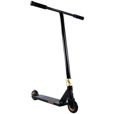 Mayhem Pro Scooter - Phantom - V2 Black/ Gold, Scooter, Mayhem Scooters | Brooklyn Fixed Gear and Single Speed Bikes