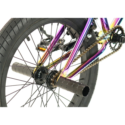 Elite BMX Destro Neo Chrome, Bike, Brooklyn Fixed Gear | Brooklyn Fixed Gear and Single Speed Bikes