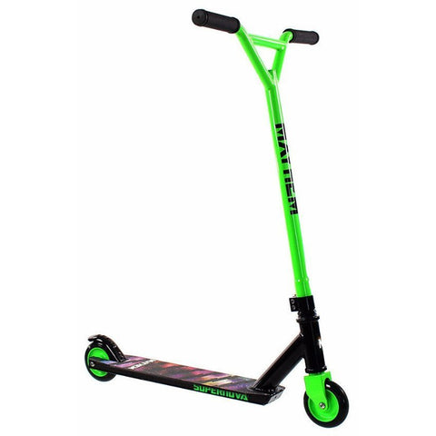 Mayhem Pro Scooter - Supernova - Neon Green, Scooter, Mayhem Scooters | Brooklyn Fixed Gear and Single Speed Bikes