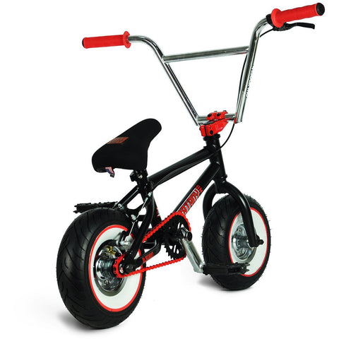 FatBoy | Pro - Black Out X Mini BMX Bike, Bike, FatBoy | Brooklyn Fixed Gear and Single Speed Bikes