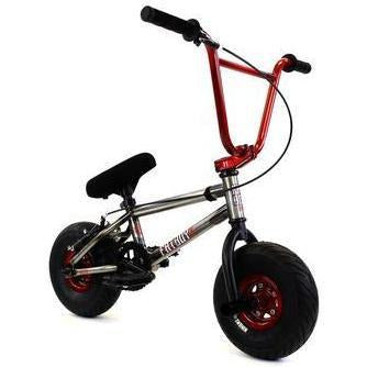 "FatBoy | Pro 10"" Mini BMX Bike - Viper X Red Chrome, Bike, FatBoy 