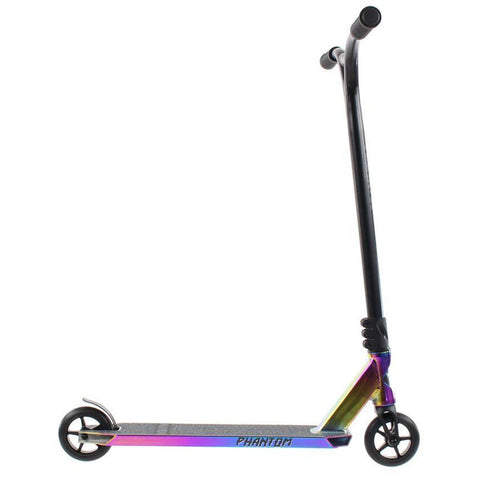Mayhem Pro Scooter - Phantom - Neo Chrome Oil Slick, Scooter, Mayhem Scooters | Brooklyn Fixed Gear and Single Speed Bikes