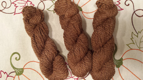 Yarn-Beautiful Chestnut Rebel Brown-Bulky
