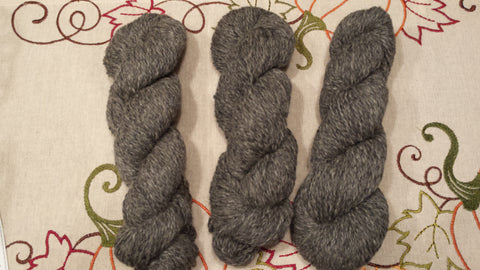 Betsy Gray-Worsted