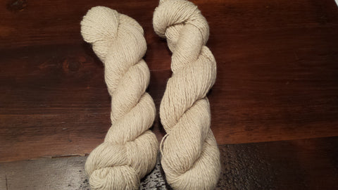 Yarn-Lilly Cream- Sport Weight