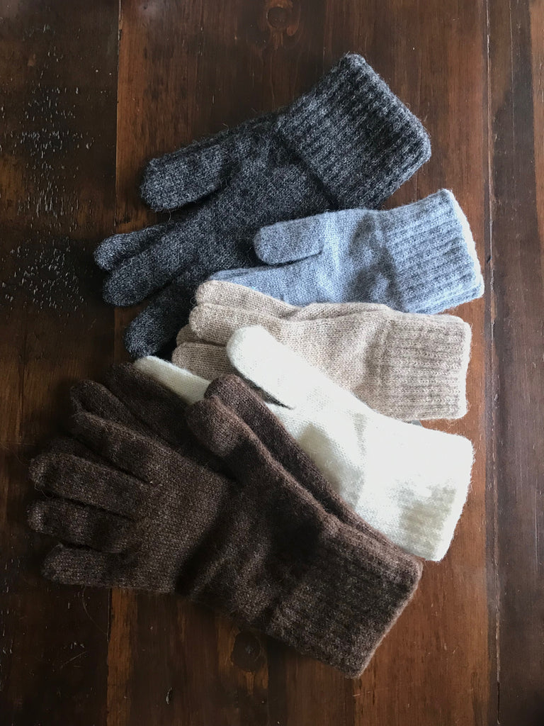 Gloves-The Basic Alpaca Glove