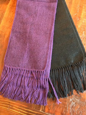 Scarf-Beautiful Woven with Fringe