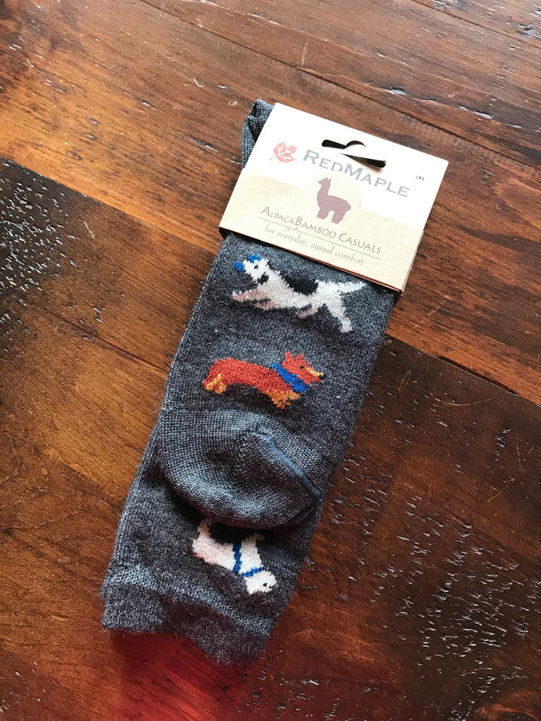Socks-For the DOG lover!