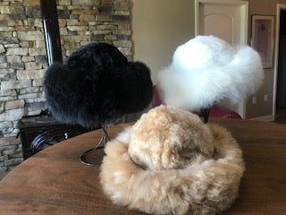 Hat-Traditional Fur Hat Fit for a Queen