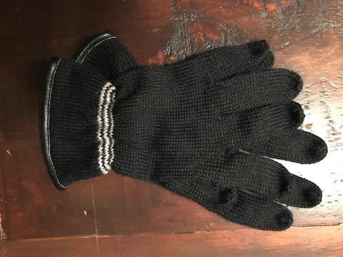Knitted Wind Gloves