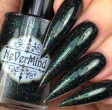 NeVerMind nail polish - dance all night glossy