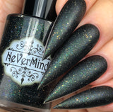 NeVerMind nail polish - dance all night matte