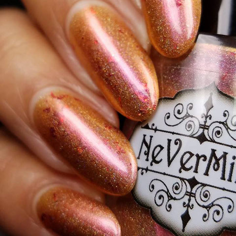 Penny Dreadful - Limited Edition - NeVerMind Polish Nail Polish - Holographic Glitter  Crelly  Jelly Gift