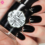 Death Serum - NeVerMind Polish Nail Polish - Holographic Glitter  Crelly  Jelly Gift