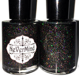 Hocus Pocus - NeVerMind Polish Nail Polish - Holographic Glitter  Crelly  Jelly Gift