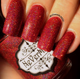 It Reeks of Children - NeVerMind Polish Nail Polish - Holographic Glitter  Crelly  Jelly Gift