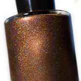 Bibliophilia - NeVerMind Polish Nail Polish - Holographic Glitter  Crelly  Jelly Gift