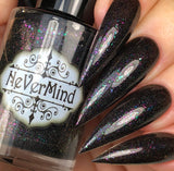Enchanting Calamity Collection - NeVerMind Polish Nail Polish - Holographic Glitter  Crelly  Jelly Gift